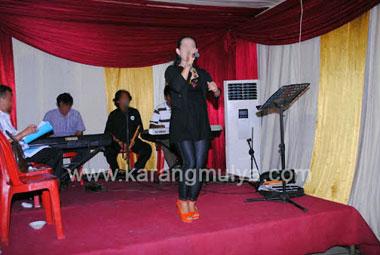 Jasa Rental AC, Karang Mulya Pada Resepsi Pernikahan Di Bekasi 2013