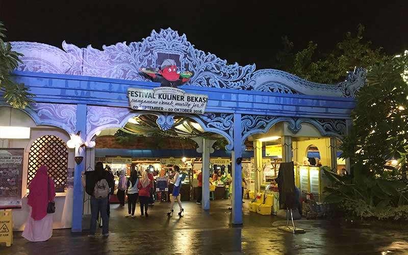 Festival Kuliner Bekasi (FKB) Summarecon Mall Bekasi