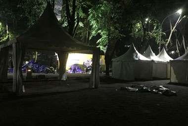 Jasa Rental / Sewa AC Pada Acara Mega Open Climbing Competition 2018