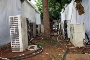 Jasa Rental AC Pada Acara Pertamina Days 55 Tahun Pertamina Sobat Bumi