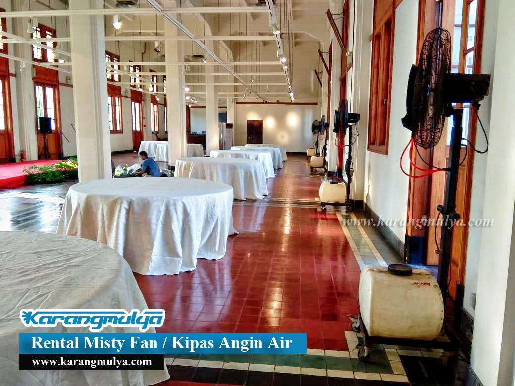 rental misty fan, sewa misty fan, penyewaan misty fan, rental kipas angin air, sewa kipas angin air, penyewaan kipas angin air, misty fan, kipas angin air, kipas angin besar, blower