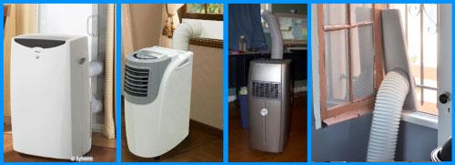 Perbedaan AC Standing dengan AC Portable
