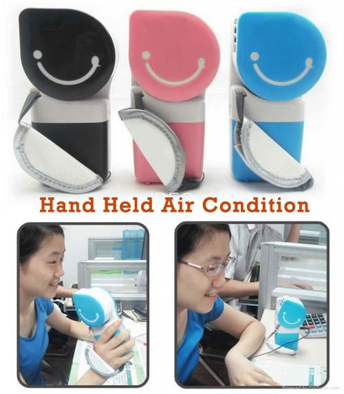 Apakah Hand Held Air Condition adalah sebuah AC