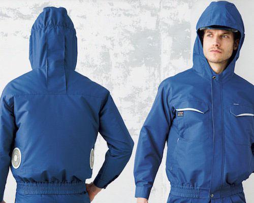 Jaket AC dan Dampak Pemanasan Global dimana Jaket AC tidak memerlukan Kompresor / Refrigant yang di sinyalir dapat merusak lapisan ozon