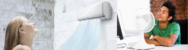 Perbandingan Kelebihan dan Kekurangan Kipas Angin Dengan AC (Air Conditioner) dilihat dari segi Kesehatan, Lingkungan serta Penghematan energi dan biaya