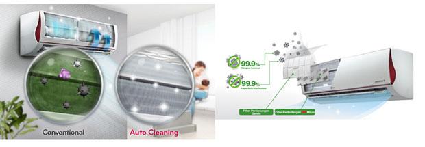 Pilihan AC LG Dengan PK Kecil Untuk Rumah Minimalis