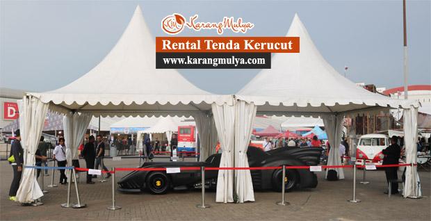 Penyewaan Tenda Rental Tenda Sewa Tenda Kebon Jeruk, Kebon Jeruk, Jakarta Barat, Tenda Kerucut atau Tenda Sarnafil dengan ukuran 3x3 dan 5x5 meter Harga murah