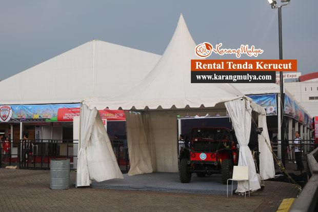Melihat Perbandingan Tenda Kerucut 3x3 dan 5x5 Meter Pada suatu event atau Penggunaan Tenda Untuk Keperluan Lainnya Sehingga Tidak Salah Pilih Ketika Menyewa