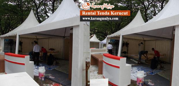Sewa Tenda Untuk Kantor Dan Tempat Praktek Sementara, Sewa Tenda Keagungan, Taman Sari, Jakarta Barat