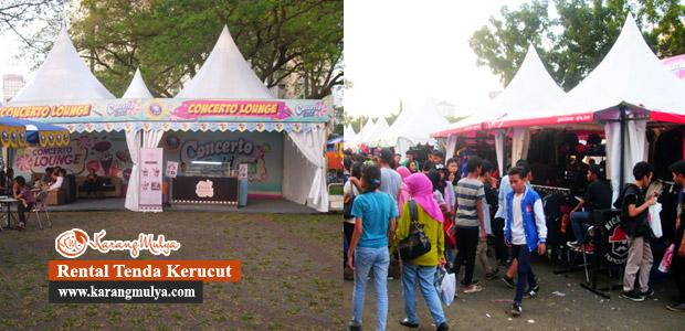 Sewa Tenda Untuk Kios Atau Toko Sementara, Sewa Tenda Maphar, Taman Sari, Jakarta Barat
