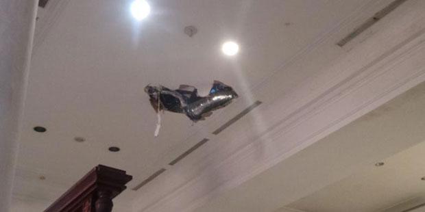 Teknisi AC Tewas Jatuh dari Ketinggian 6 Meter