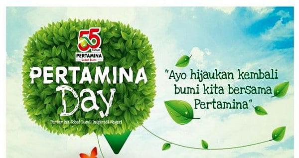 Pertamina Days 55 Tahun Pertamina Sobat Bumi