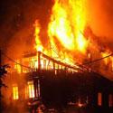 Konsleting AC Rumah Titiek Soeharto Kebakaran