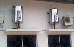 AC Plus Pemanas Air Karya Anak Negri