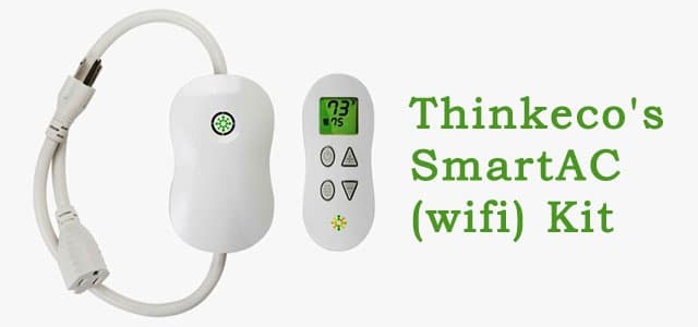 ThinkEco's SmartAC Kit Kendalikan AC Kapanpun Dimanapun