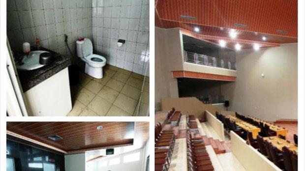 Listrik Gedung Baru DPRD Medan Tak Kuat Hidupkan AC