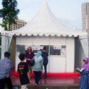 Perbedaan Tenda Sarnafil Dengan Tenda Kerucut