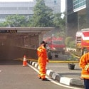 Korsleting Genset Penyebab Kebakaran di Kantor Ditjen Pajak