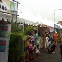 Penggunaan Tenda Pada Festival Cisadane