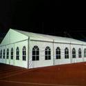 Pemerintah Indonesia Membangun Tenda Baru Di Padang Arafah, Fasiltas Tenda Tahan Api Untuk Jamaah Haji 2017 Terbuat dari Rangka Baja dan Bahan PVC (Polivinil klorida)