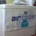 Kipas Angin Air Kurang Dingin Coba Cara Ini terbukti lebih sejuk dan dingin disertai trik membuat air cooler sederhana buatan salah satu mahasiswa Indonesia