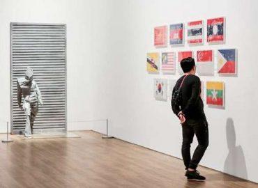 Art Turn, World Turn - Seni Berubah, Dunia Berubah. Adalah event karya seni kontemporer modern dari abad ke-19 yang gelar oleh Museum Macan Jakarta