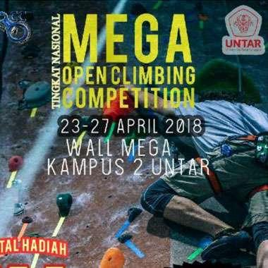 Mega Open Climbing Competiton 2018