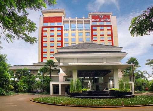 Resepsi Pernikahan Hotel Santika Premiere Jakarta